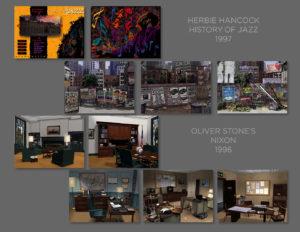 History of Jazz & Nixon CD ROMs