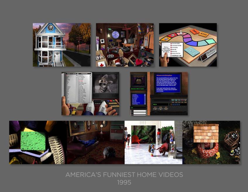 America's Funniest Home Videos 1995